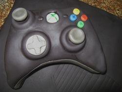 Xbox controller detail