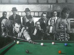 Pooltable-3, 2014