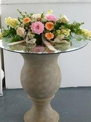 Garden Urn Ceremony Table