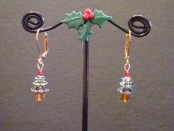 Swarovski Crystal Christmas Trees (Item #3007)  $10.00