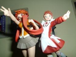 Mai and Arika Wonder Festival 2006 Winter Edition figures 5