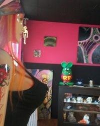 Inside Studio 69 Tattoo