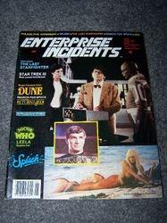 Enterprise Incidents - # 18 - Fanzine