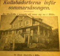 Villa Marga 1925