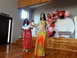 Tanaya and bride to be