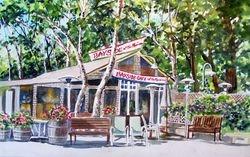Bayside Café, Morro Bay