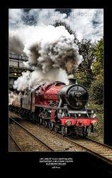 LMS Jubilee Class 45699 Galatea