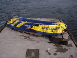 Portaferry RNLI issue warning on dangerous craft after two rescued on Lough