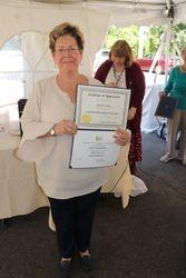 Lisa Hirschfeld, Legislation/Resolutions (Chairman) as well as Membership (Chairman)