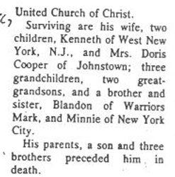 Cunningham, Frank C. - Part 2