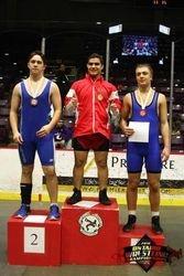 Ismail Ayyoub - 1st place at Cadet Provincials 2018