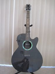 2013 Rainsong Graphite Black Ice BI-WS100N1