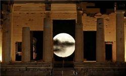 Athens Full Moon, Acropolis