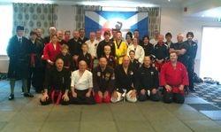 Scottish Fighitng Arts Society Gathering - 2012 (Fife)