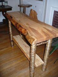 Maple Sofa Table