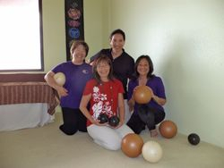Wellness Retreat, January 2015