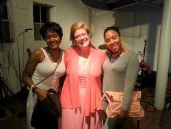 Tosha, Diane and Danielle