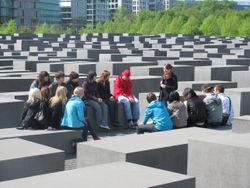 Berlin  Holocaust Monument