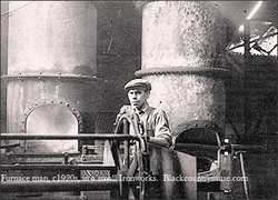 Iron Worker.c1930s