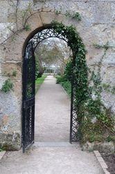 Archway, University of Oxford Botanic Garden