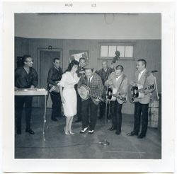 Wilburn Brother TV Show 1963