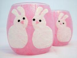 Pale Pink Bunnies