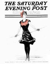 1910 SATURDAY EVENING POST