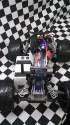 Traxxas 2WD Brushed Stampede