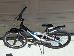 "Trek Jet Boys 20"" Bicycle - $100"