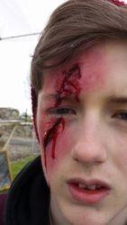 Eye slash