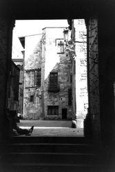 Cathedral Doorway, Barcelona