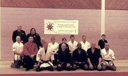 Kempo Ju-Jitsu Seminar - Hosted by Nicholson Kempo Ju-Jitsu School - Invergordon December 2012