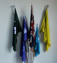 Flags of UK and Uniformed Organsiations