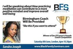 Black Family Seminar London