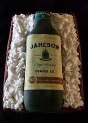 Jameson Cake