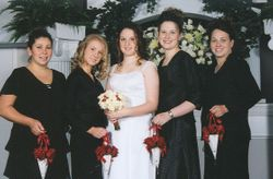 Wedding Party Bouquets 1