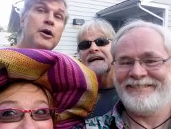 A SWAG selfie