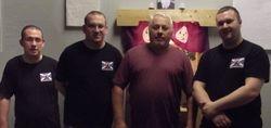 Kobudo Master Class - Sensei Brian Fords Private Dojo - Sunderland July 2012