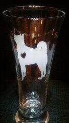 Husky ~ Glass