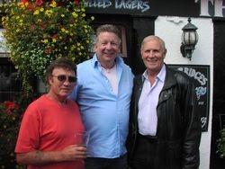Brian Maxine, Neil Sands, Steve Veidor