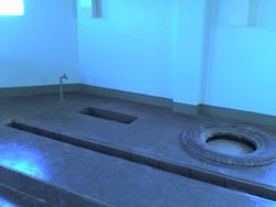 Drainage System/Rubber Foundation