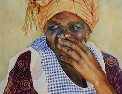 Zimbabwe Grandma