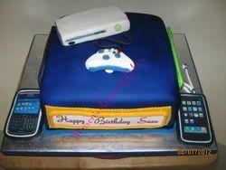 CAKE 41A1 - GADGETS CAKE