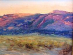 High Desert Sunset