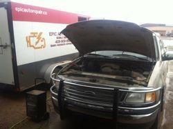 2001 ford f-150 5.4 L