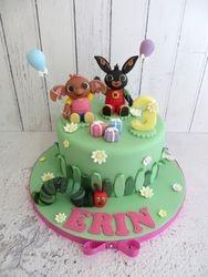 Erin's 3rd Birthday Cake