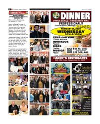 The Society Page en Espanol - DINNER SERIES / ATLANTIC COUNTY, NEW JERSEY