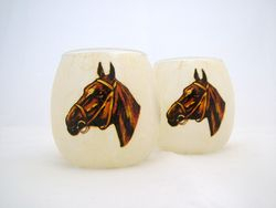 Horse Head (only available in small tealight holder)