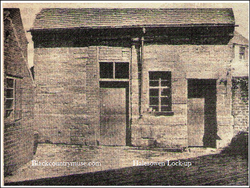 Halesowen Lockup. c 1950s.