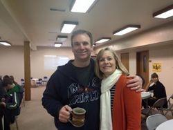 Pastor Thomas and Mary Beth